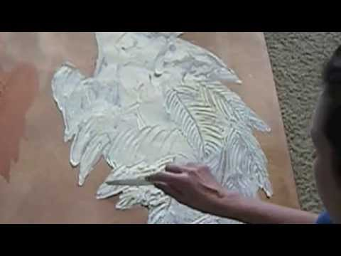 Diy How To Make 3d Paint Angel Wings Tutorial Youtube