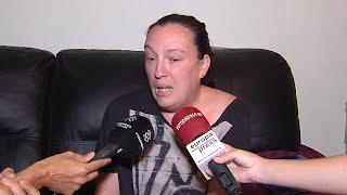 Familia amenazada por narcos pide vigilancia por miedo