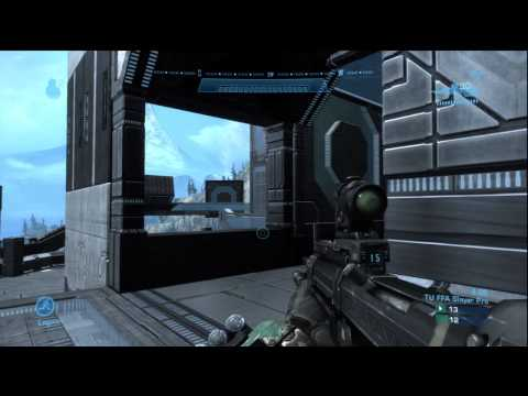 Halo Reach: UEG Solstice FFA Tournament On Uncaged With Evil Awaken