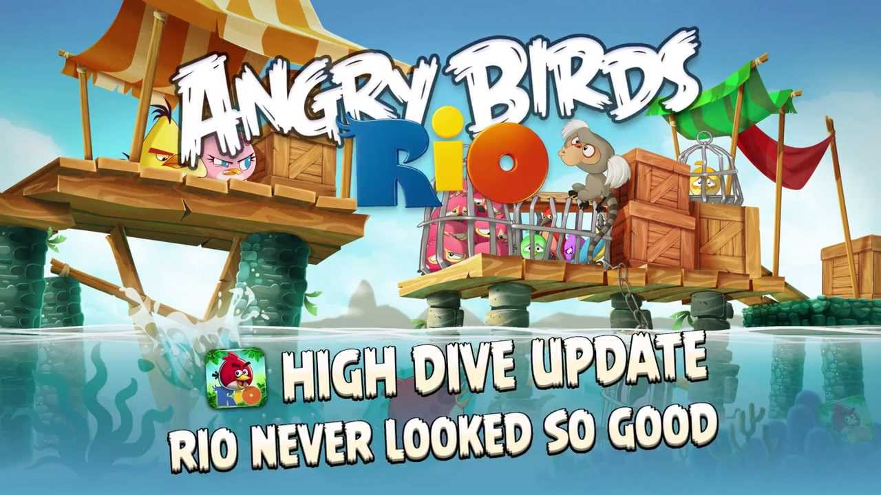 angry birds rio download youtube