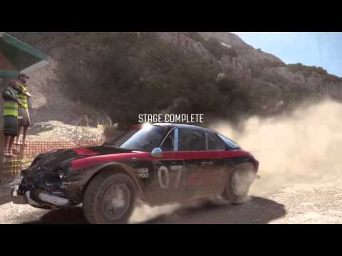 DIRT RALLY (PS4) Day 2: Rally Championship Report