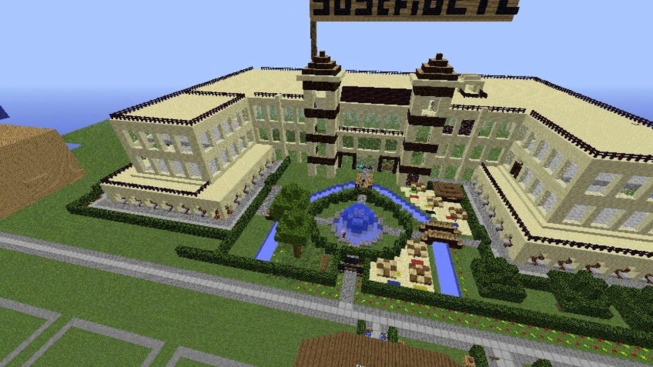 Concurso cual es la mejor casa de minecraft youtube - Construcciones de casas modernas ...