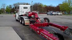 Whealon Boat Towing Service. Boat hauling and transportation in Wisconsin