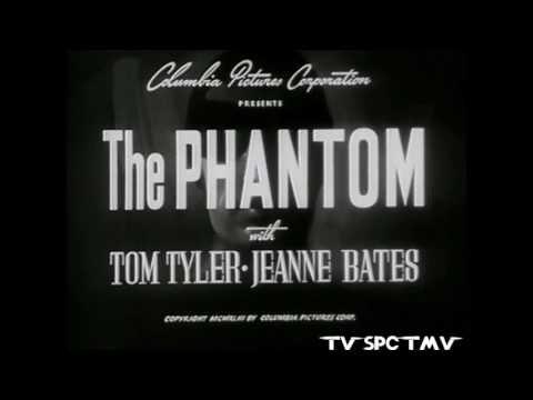 1943 The Phantom Serial Intro