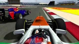 F1 Race Temporada 2013 - 4 Primeras carreras