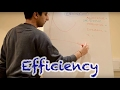 Y2/IB 12) Efficiency (Allocative, Productive, Dynamic and X)