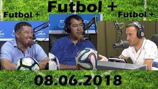 Футбол плюс (08.06.2018)