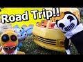 FNAF Plush Episode 121 - Road Trip Disaster!