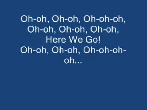 Digimon Here We Go Lyrics