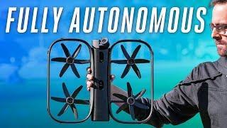 Fully autonomous drone: Skydio R1 review