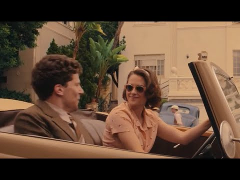Kristen Stewart in Cafe Society trailer