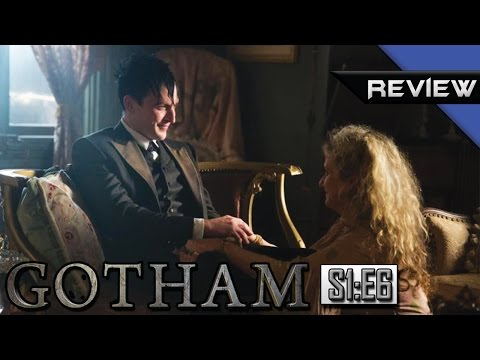 "Gotham Season 1 Episode 6 ""Spirit of the Goat"" REVIEW"