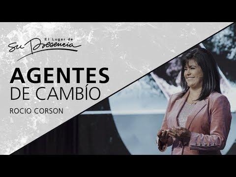 Agentes de cambio - Rocío Corson - 11 Febrero 2018