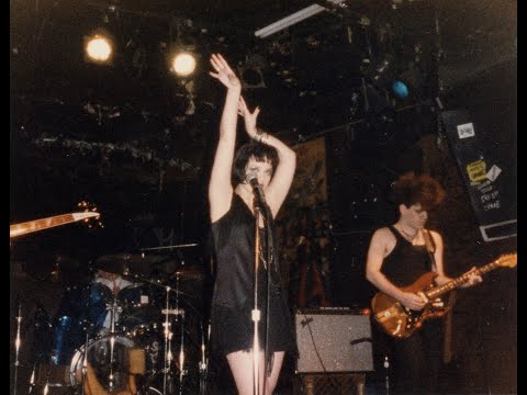 The Naked and the Dead - live at CBGB 1985