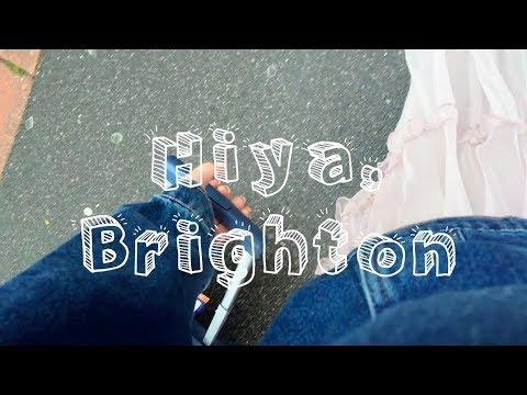Hiya, Brighton!