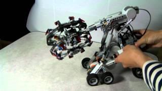 レゴ 架空重機2011 ヴァニラ・アイス (Imaginary Heavy Equipment Competition in Japan)