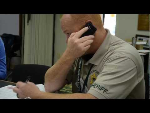 Glenn County Emergency Response Exercise