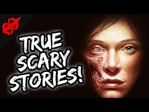 5 Scary Stories | True Scary Stories | Reddit Let