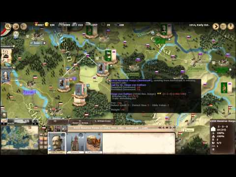Let's play To End All Wars german historisch Part 2 Schlieff