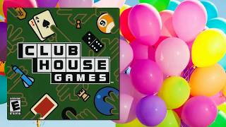 [♫] NDS Club House Games - Relaxing Game - HQ Remastered OST