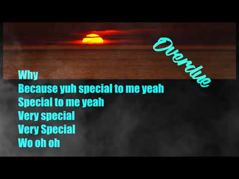 Erphaan Alves - Overdue (Official Lyrics Video)
