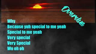 Erphaan Alves - Overdue (Official Lyrics Video)