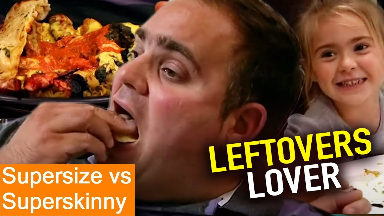 Download LEFTOVERS Lover   Supersize Vs Superskinny   S04E08   How To Lose Weight   Full Episodes