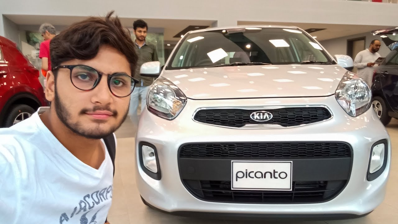 Kia Picanto Overview Walkaround Price In Pakistan Specs Features Youtube