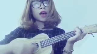 Về phía mưa _ ukulele cover by bông