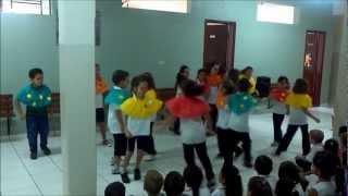 Dia do Circo - 2º Ano Ensino Fundamental - Colégio Nossa Senhora Medianeira