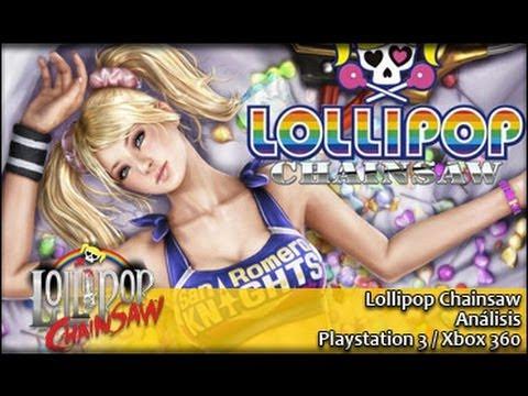 Lollipop Chainsaw [Análisis]