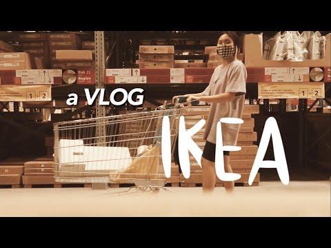 #VLOG dekor ulang studio , belanja IKEA dan potong rambut pendek!! 2020 Indonesia