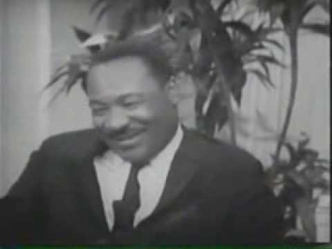 "Dr. Martin Luther King Jr. Tells a Joke on ""The Tonight Show"" from 1968."