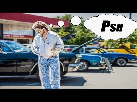 PSH! Car Show Prank