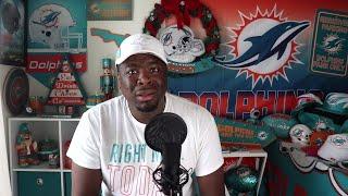 Breaking news. Miami Dolphins cut Mark Walton. Embarrassing! May never play football again.