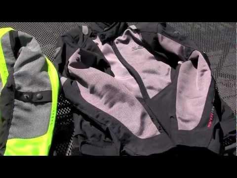 Bmw Air Shell Vs Rev It Air Jacket