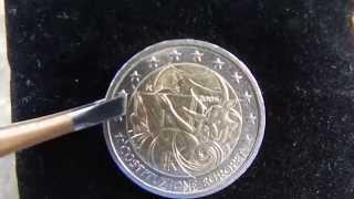 2 Евро монета COSTITUZIONE EUROPEA 2005(Описание., 2015-04-27T21:08:10.000Z)