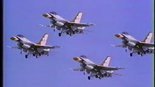 Thunderbirds & Blue Angels