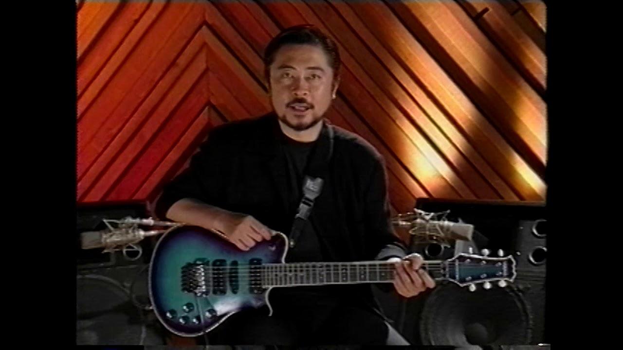 【激レア 貴重】CASIOPEA 野呂一生 教則 - YouTube