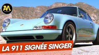 La Porsche 911 revisitée par Singer