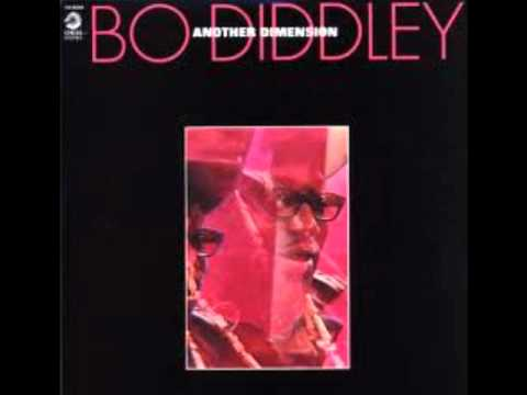 Bo Diddley - Pollution (1971)