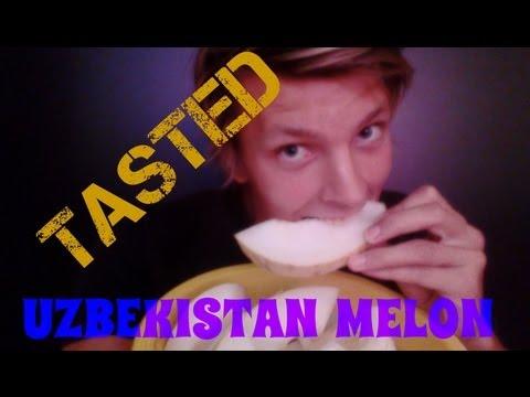 TASTE EVERY FRUIT - 001 - Uzbekistan Melon