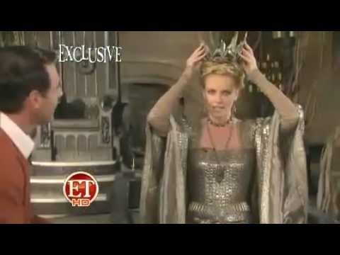 Snow White and the Huntsman - Charlize Theron ET Interview