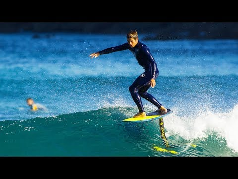 Kai Lenny shows you all the board water sports | Paradigm Lost