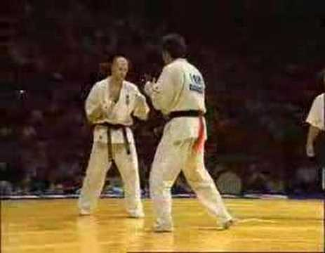 Kyokushin Moscow 2005 worldcup 3
