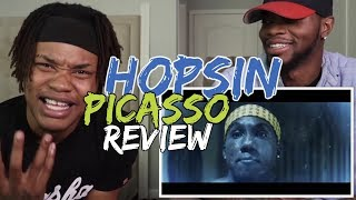 Hopsin - Picasso - REACTION/REVIEW