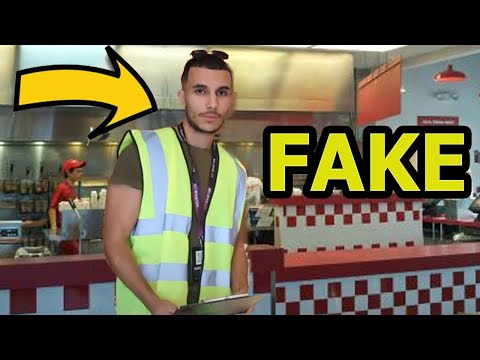 Fake Health Inspecor Prank!