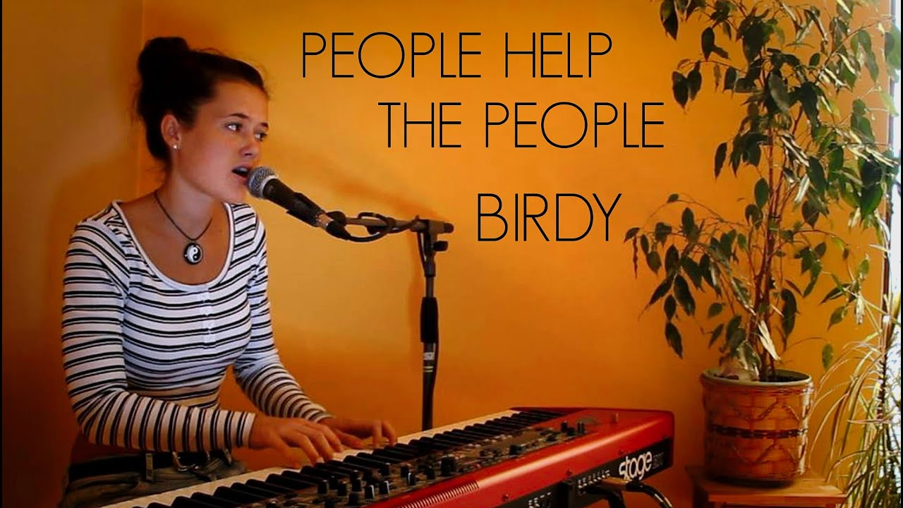 Birdy People Help The People Cover By Karmen Pal Balaz
