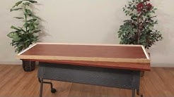 OSP Furniture Training Table Assembly
