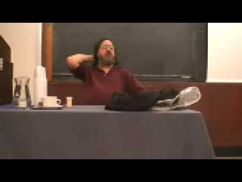 Free Software in Ethics part 11/16
